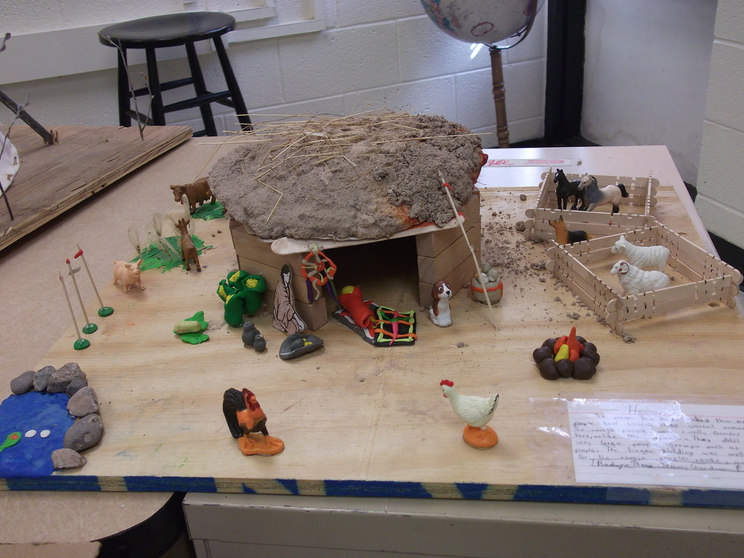 Build A Model House For A School Project Rubric